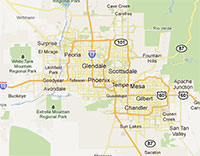 Serving Phoenix and the surrounding Area